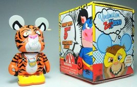 Vinylmation Zooper Heroes 3 inch Figure Tiger [Toy] - $14.95