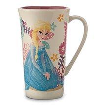 Disney -Elsa Snowflake Mug - New - $24.95