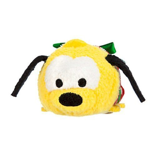 Disney Pluto ''Tsum Tsum'' Plush - Holiday - Mini - 3 1/2'' [Toy]