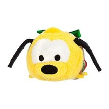 Disney Pluto ''Tsum Tsum'' Plush - Holiday - Mini - 3 1/2'' [Toy] - $18.95