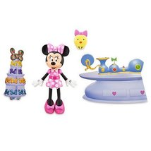 Disney Minnie Mouse Small Doll Set [Toy] - $14.95
