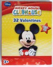 Mickey Mouse Clubhouse Valentines Card Box of 32 [Toy] - $9.95