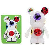 "Vinylmation 2011 Series 3"" Figure White Tossed [Toy] - $19.95"