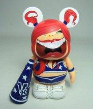 Vinylmation Zooper High School 3 inch Figure - Cheerleader [Toy] - $12.95