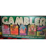 Gambler - Board Game - $20.00