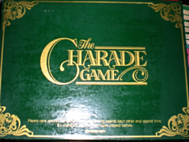 Charade Game - $24.95
