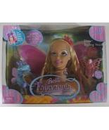 Barbie Fairytopia Elina Styling Head doll ( Monster High Liv Bratz ) - New - $28.00