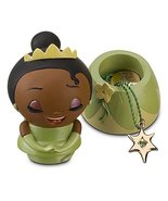 Disney Store Kidada Wish-a-Little Tiana Figure with Charm Necklace - Online E... - $59.95