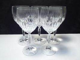5 Schott Zwiesel Crystal Celebration Wine Stems... - $49.95