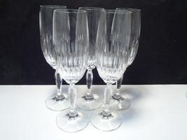 5 Schott Zwiesel Crystal Celebration Champagne ... - $59.95