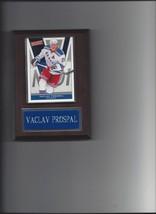 Vaclav Prospal Plaque New York Rangers Ny Hockey Nhl - $0.01