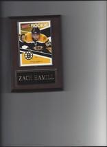 Zach Hamill Plaque Boston Bruins Hockey Nhl - $0.01