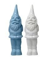 Chive - Gnome, Ceramic Garden Gnome, in Cobalt [Misc.]