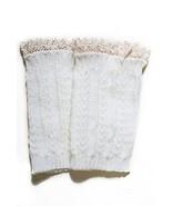 ashion Mic Women's Knit Crochet Boot Legwarmers - Classic Style (one siz... - $14.84