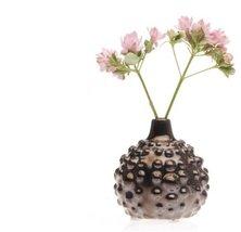 Chive Nature Gourd Vase, Gunmetal [Misc.]