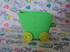 Little Tikes Tykes Apple Grove Pals Train Playset - Green Train Cart - $2.99