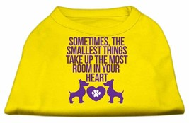 DOG SHIRT yorkie chihuahua toy maltese PAW HEART DOG TANK SHIRT clothes ... - €12,70 EUR