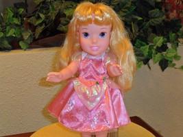 "Disney Sleeping Beauty 15 "" Princess Aurora Doll - $14.99"