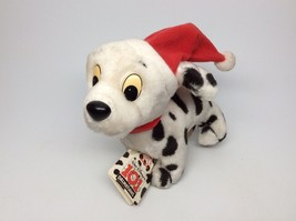 APPLAUSE 101 DALMATIONS CHRISTMAS PLUSH. BRAND NEW! - $13.50