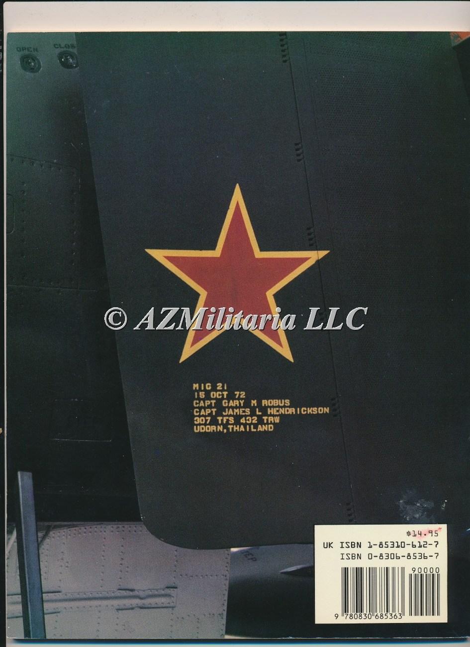 Colors & Markings MIG Kill Markings From The Vietnam War C&M VOL 12