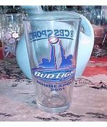 """BUD LIGHT MINNEAPOLIS 2001-CBS SPORTS-5¾"""" tall x3¼"""" rim x2¼"""" base;BASKE - $9.99"""