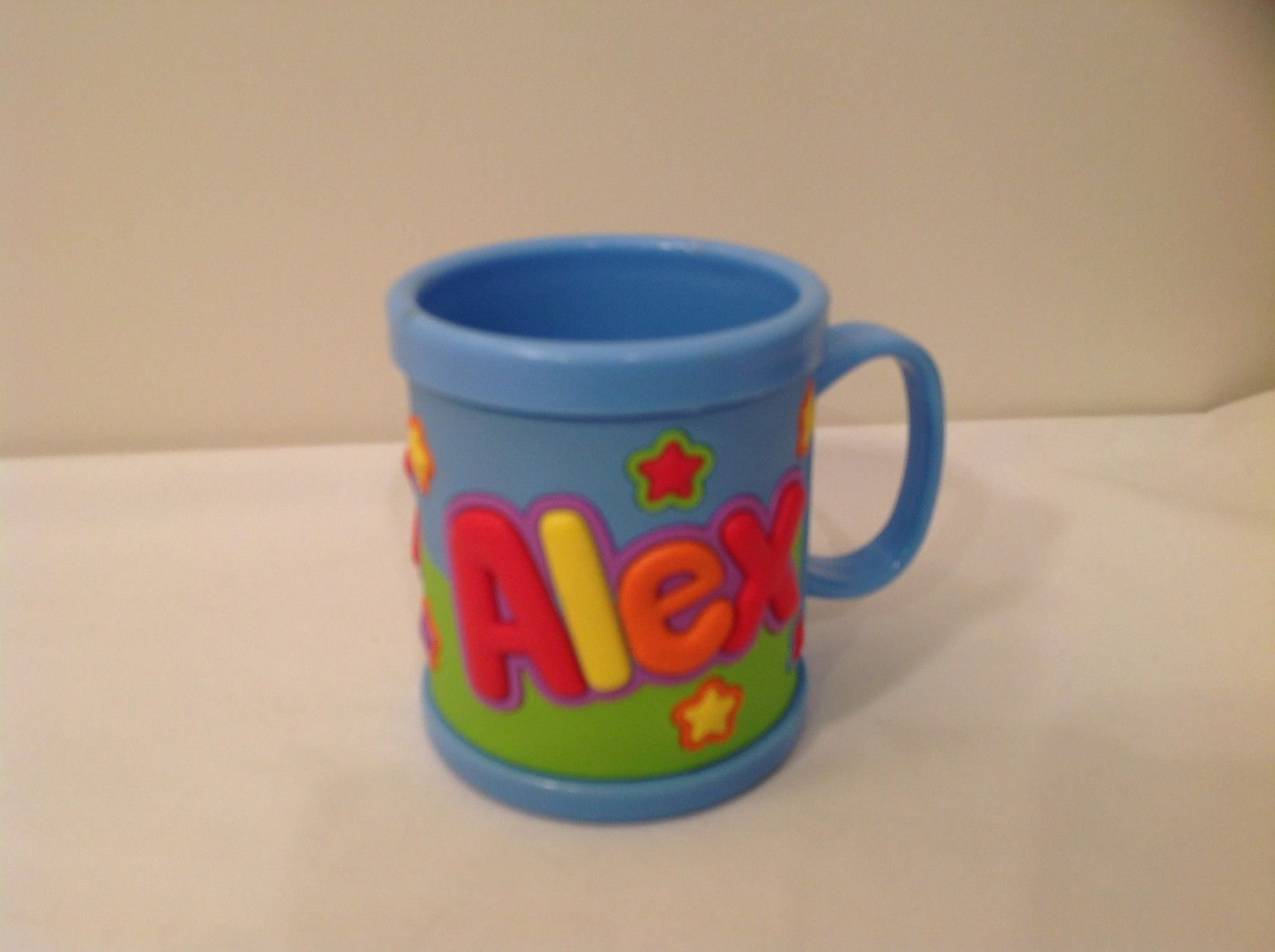 Personalized Child's Drink Cup NEW for the accomplished drink master ALEX