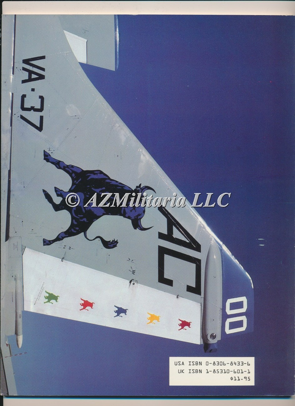 Colors & Markings Of The A-7E Corsair II C&M VOL 9