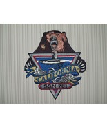 USS CALIFORNIA SSN 781 VIRGINIA CLASS ATTACK SUBMARINE MILITARY PATCH BEAR - $10.99