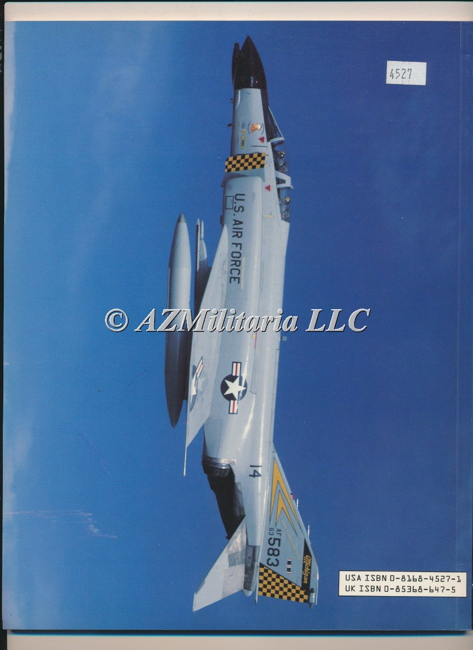 Colors & Markings Of The F-4C Phanton II C&M VOL 3
