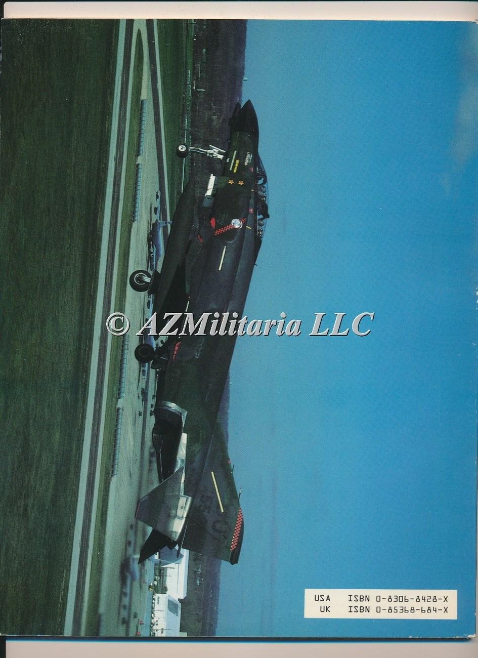 Colors & Markings Of The F-4D Phantom II C&M VOL 4