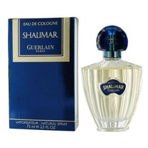 SHALIMAR by Guerlain Eau De Cologne Spray 2.5 oz ( New & Sealed) - $40.00