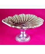 Vintage California USA Pottery Pedestal Soap/Candy Dish #182 - Olive Gre... - $22.99
