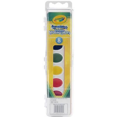 Crayola Washable Watercolors 8 Colors