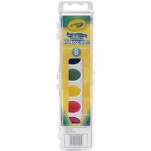 Crayola Washable Watercolors 8 Colors - $2.44