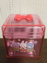 Sanrio Vintage Sanrio Chiary Cham Ribbon With Lid Accessory Case - $94.54