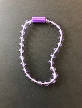 Replacement Part PURPLE BRACELET Pretty Pretty Princess SLEEPING BEAUTY ... - $6.34