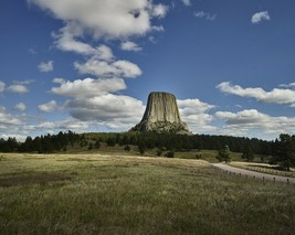 Devils Tower National Monument in Wyoming Photo Print - $7.05+