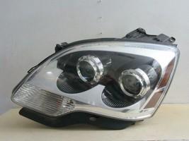 2007 2008 2009 2010 2011 2012 Gmc Acadia Driver Lh Halogen Headlight Oem B63L - $189.15