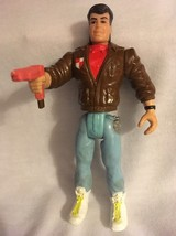 "Vintage JAMES BOND Jr. ACTION FIGURE 1990 EON Prod. Hasbro 4-3/4"" - $7.55"