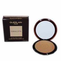 Guerlain Terracotta The Bronzing Powder NATURAL&LONG-LASTING Tan 10G #01-G42114 - $58.91