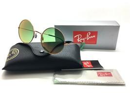 Ray Ban Shiny Copper Green Flash Mirror 3592 9035/C7  NWT Sunglasses 50m... - $106.67