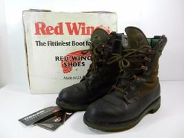 Red Wing Irish Setter Sport Boot Men's 8 D Hunting Waterproof Gore Tex 8... - $35.59
