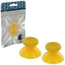 ZedLabz replacement concave rubber analog thumbsticks for Xbox One controller -  - $2.99+