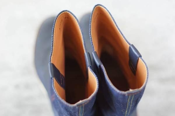 TENKUMARU pecos boots denim US 7.5 Made in Japan  image 5