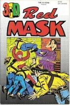 The 3-D Zone Comic Book #9 Red Mask 3-D, Renegade Press 1987 NEAR MINT - $7.84