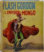 1936 Big Little Book - Flash Gordon vs The Emperor of Mongo - Hardback /... - $74.99