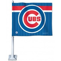 chicago Cubs Car Flag - $12.95