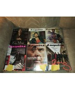 Lot Of 6 Esquire Magazines March 2020 - Winter 2021 Free Ship Current Is... - $27.71