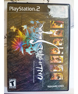 Unlimited Saga video game for sony PlayStation 2 - $5.99