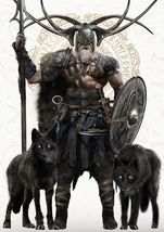 Norse Powerful Protection and Banish Enemies Ritual Spell ! - $20.84